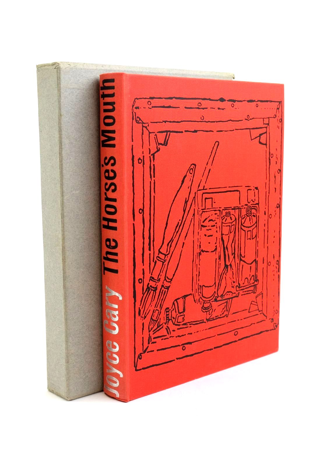 Photo of THE HORSE'S MOUTH written by Cary, Joyce illustrated by Bratby, John published by Folio Society (STOCK CODE: 1321374)  for sale by Stella & Rose's Books