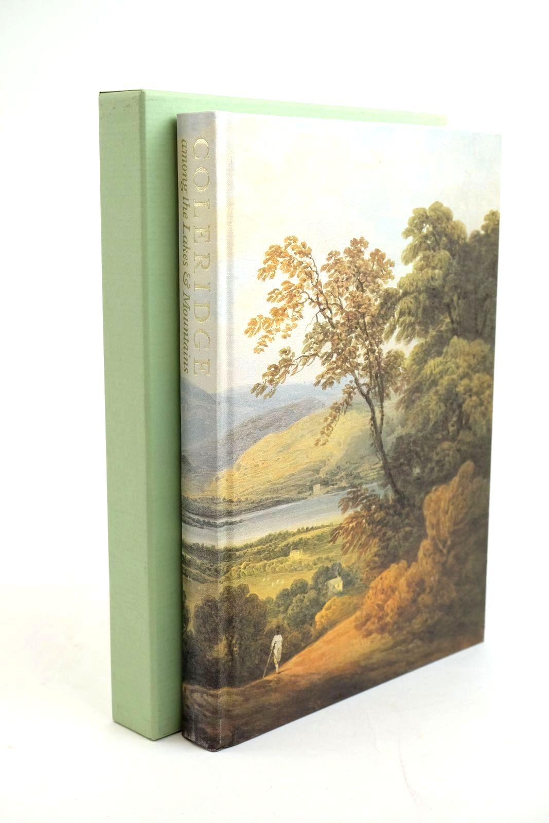 Photo of COLERIDGE AMONG THE LAKES & MOUNTAINS written by Coleridge, Samuel Taylor Hudson, Roger published by Folio Society (STOCK CODE: 1321379)  for sale by Stella & Rose's Books