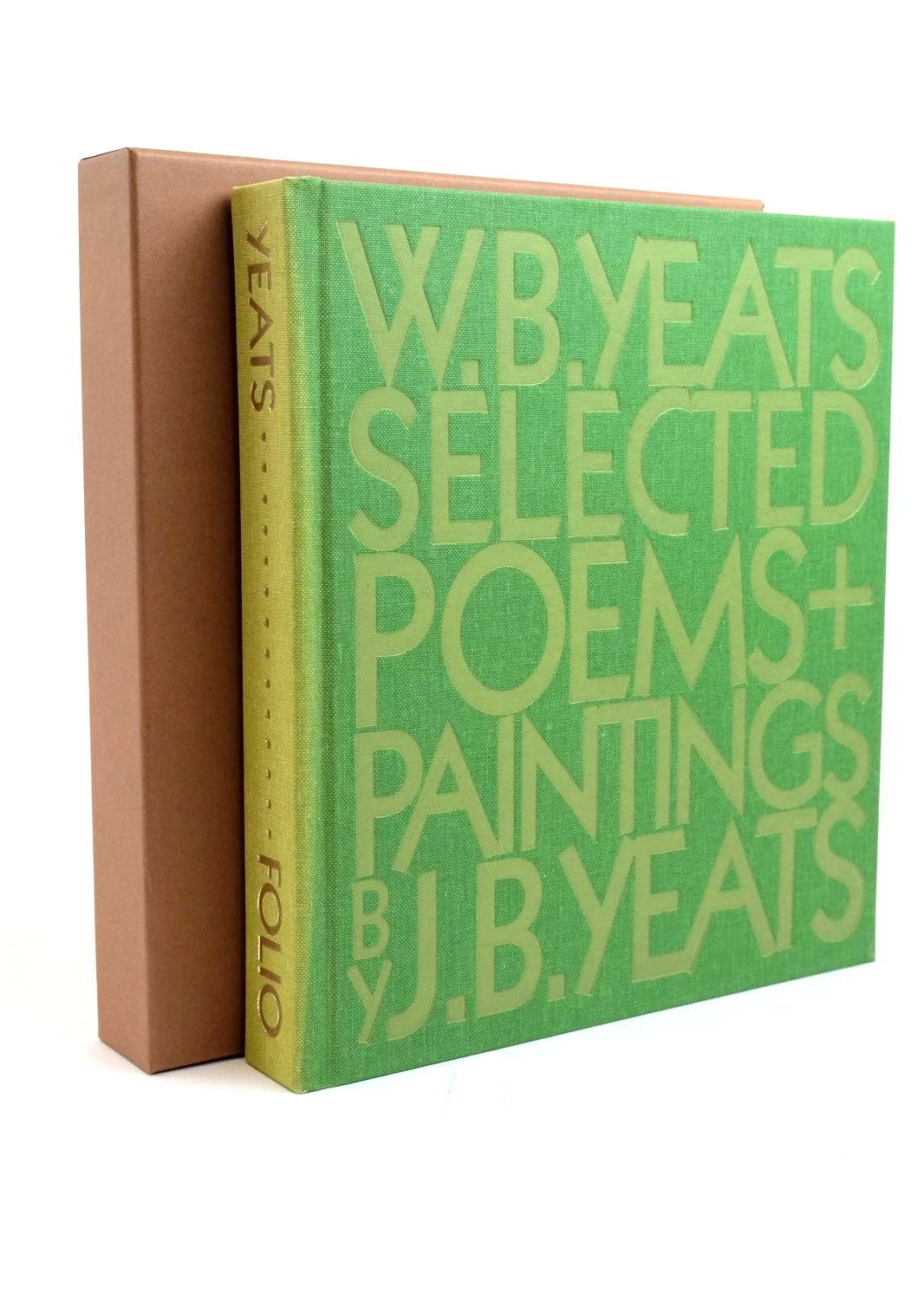 Photo of SELECTED POEMS written by Yeats, W.B. illustrated by Yeats, Jack B. published by Folio Society (STOCK CODE: 1321386)  for sale by Stella & Rose's Books