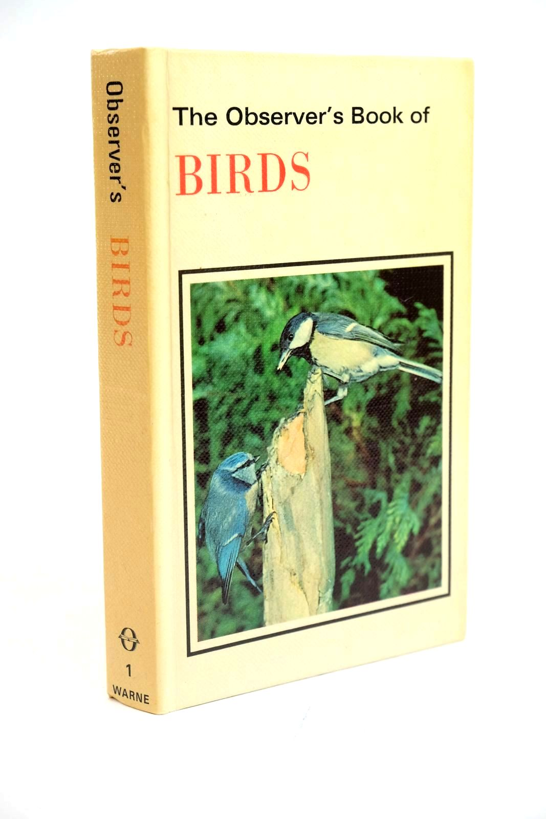 Photo of THE OBSERVER'S BOOK OF BIRDS- Stock Number: 1321418