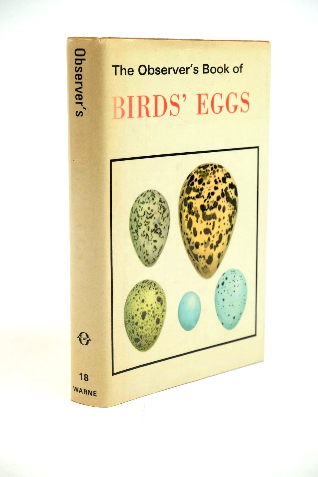 Photo of THE OBSERVER'S BOOK OF BIRDS' EGGS- Stock Number: 1321422