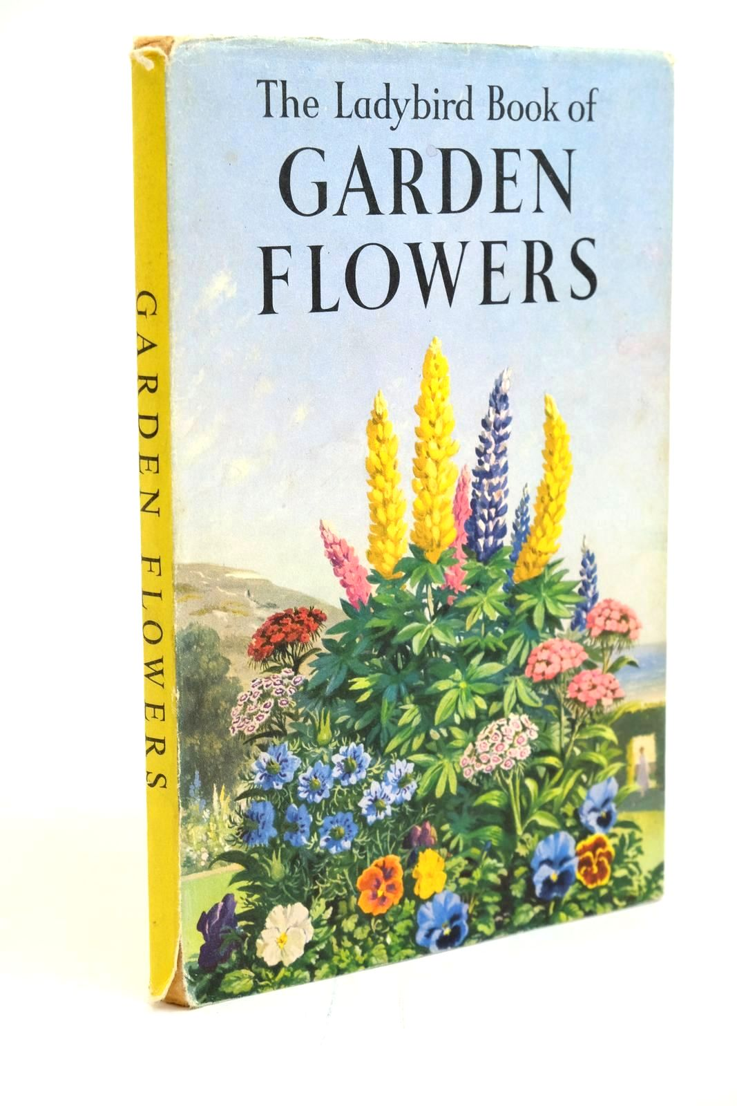 Photo of THE LADYBIRD BOOK OF GARDEN FLOWERS written by Vesey-Fitzgerald, Brian illustrated by Leigh-Pemberton, John published by Wills & Hepworth Ltd. (STOCK CODE: 1321426)  for sale by Stella & Rose's Books