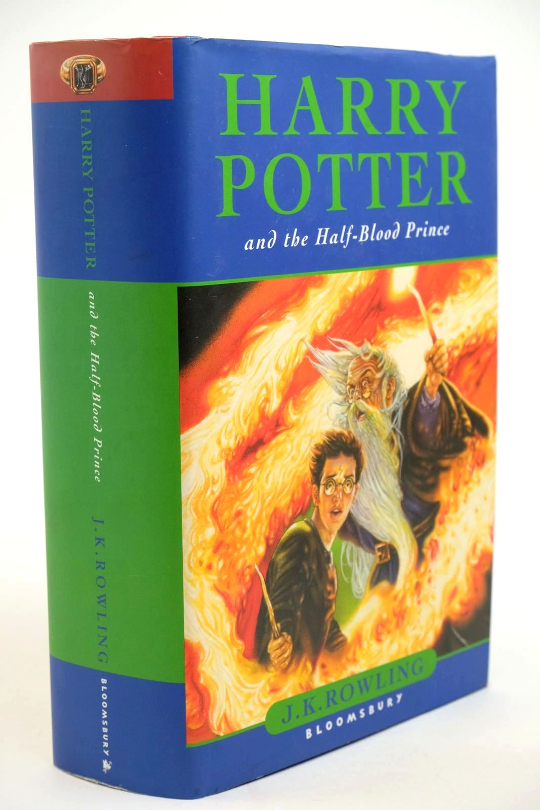 Photo of HARRY POTTER AND THE HALF-BLOOD PRINCE- Stock Number: 1321430