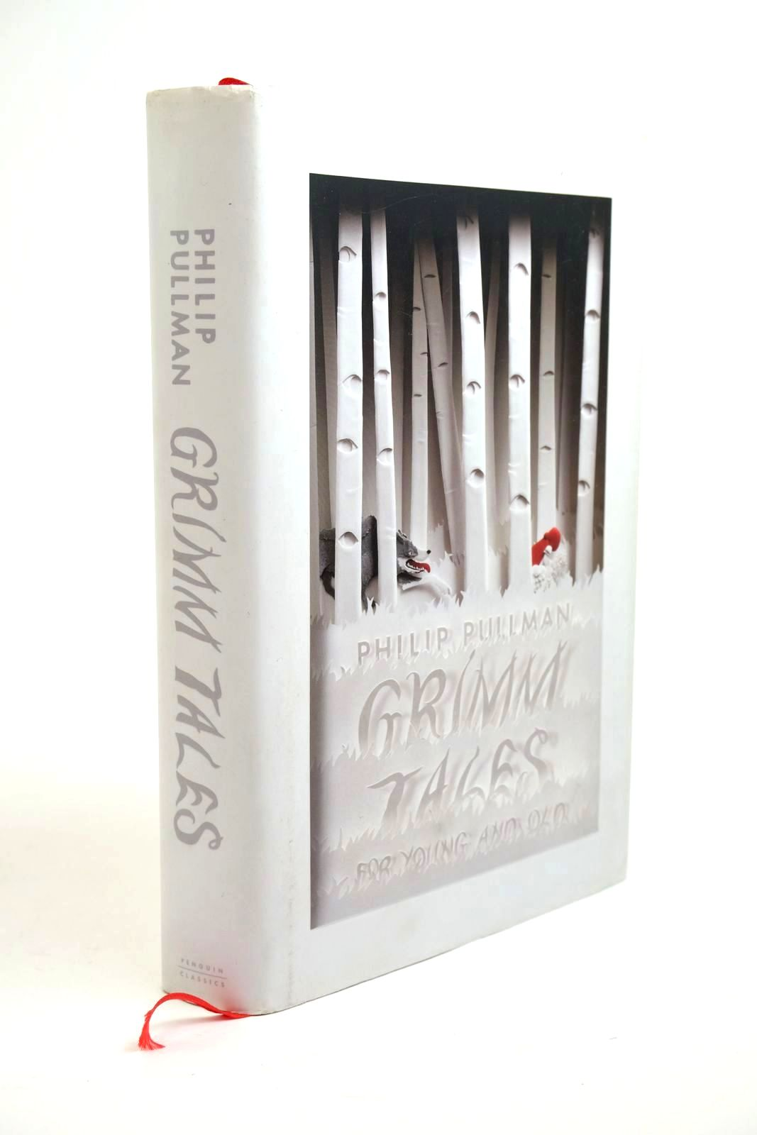 Photo of GRIMM TALES FOR YOUNG AND OLD written by Grimm, Brothers Pullman, Philip published by Penguin Books (STOCK CODE: 1321444)  for sale by Stella & Rose's Books