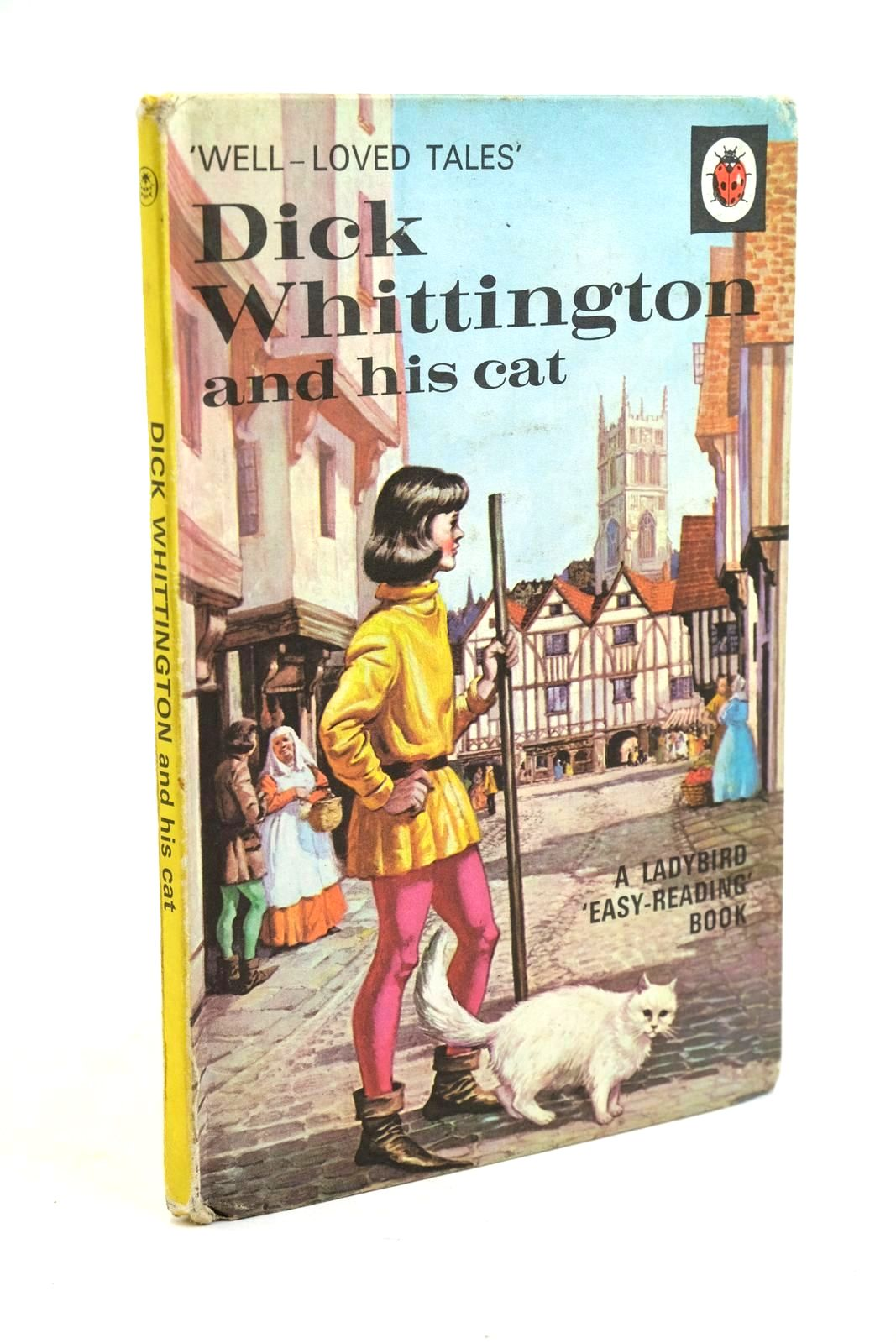 Photo of DICK WHITTINGTON AND HIS CAT- Stock Number: 1321460
