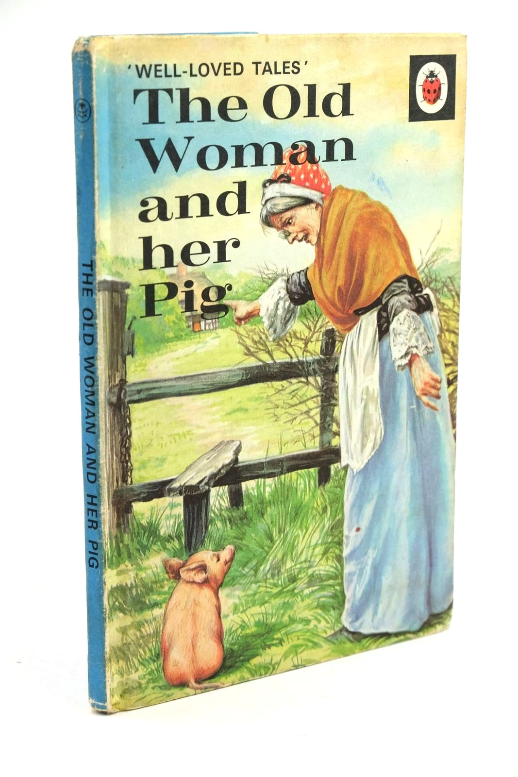 Photo of THE OLD WOMAN AND HER PIG- Stock Number: 1321462