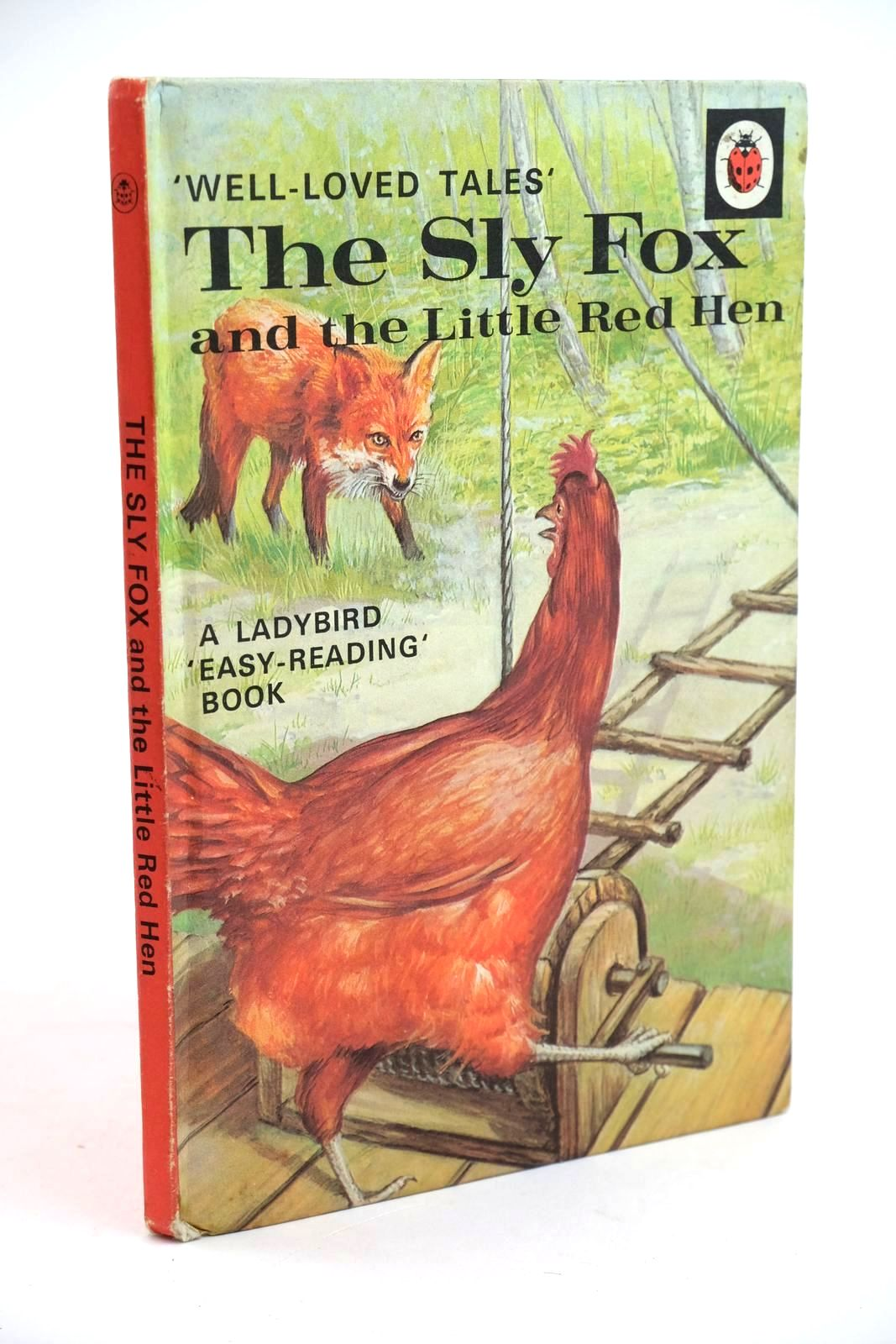 Photo of THE SLY FOX AND THE LITTLE RED HEN- Stock Number: 1321466
