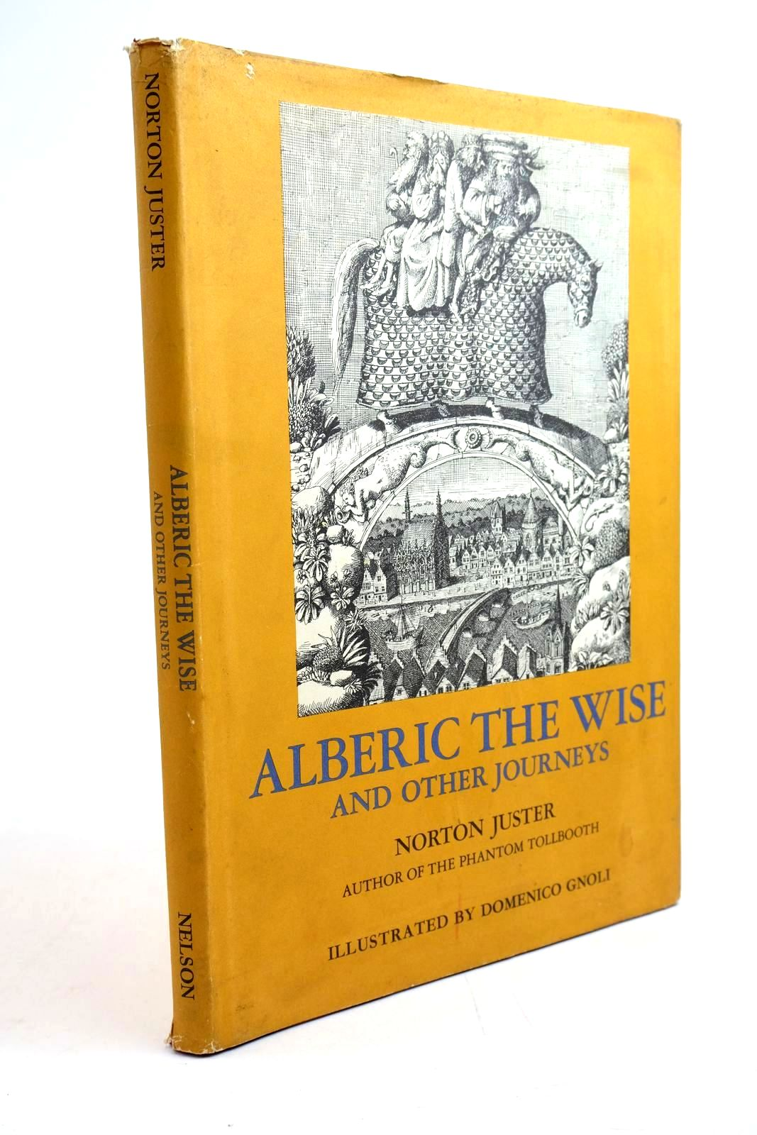 Photo of ALBERIC THE WISE AND OTHER JOURNEYS- Stock Number: 1321470