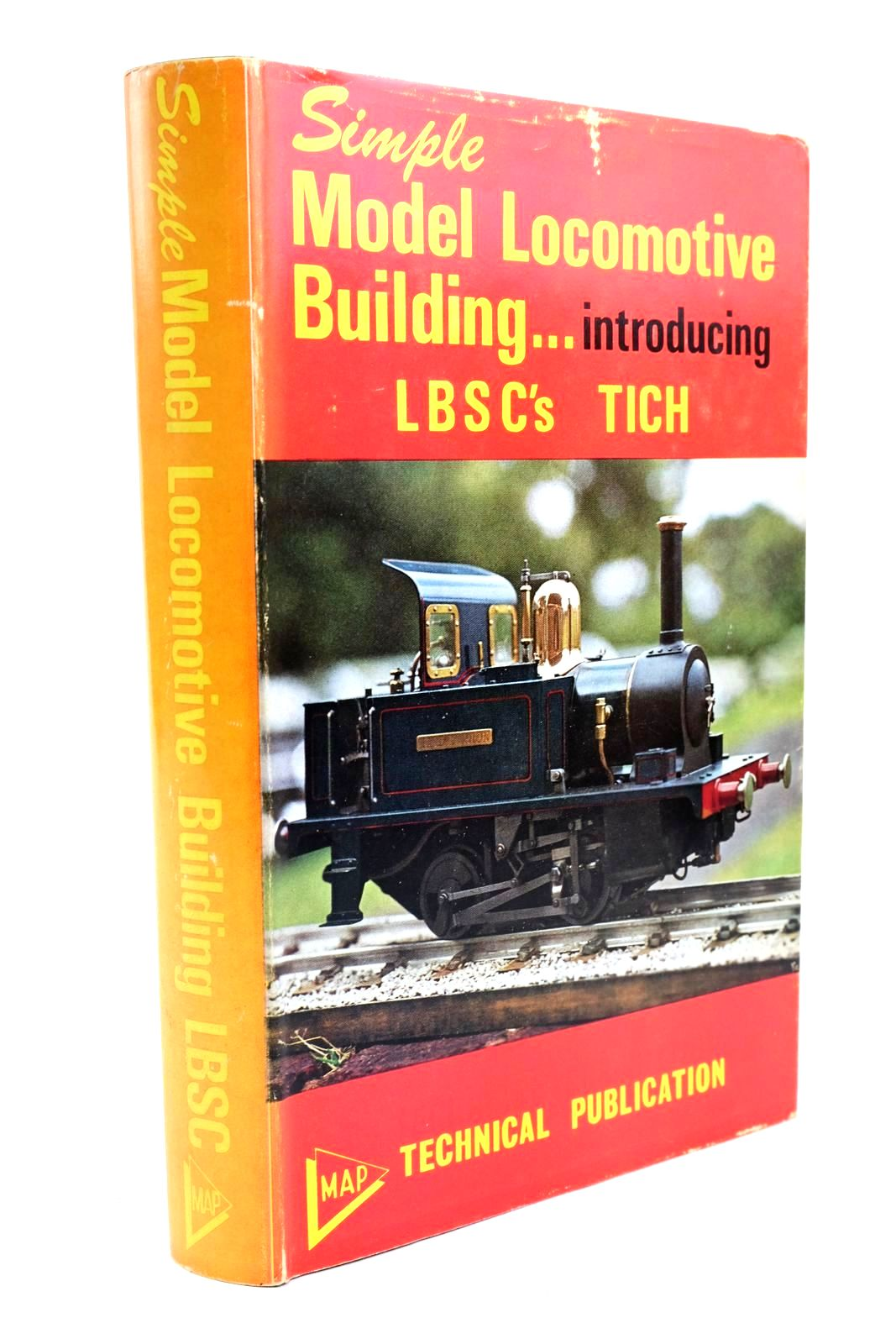 Photo of SIMPLE MODEL LOCOMOTIVE BUILDING written by Evans, Martin published by Model & Allied Publications (STOCK CODE: 1321478)  for sale by Stella & Rose's Books