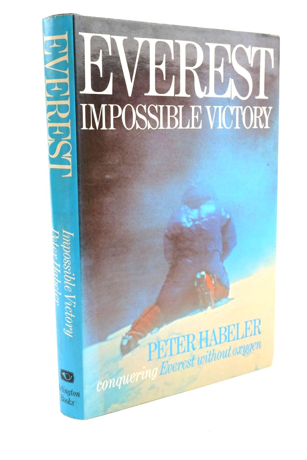 Photo of EVEREST IMPOSSIBLE VICTORY written by Habeler, Peter published by Arlington Books (STOCK CODE: 1321479)  for sale by Stella & Rose's Books