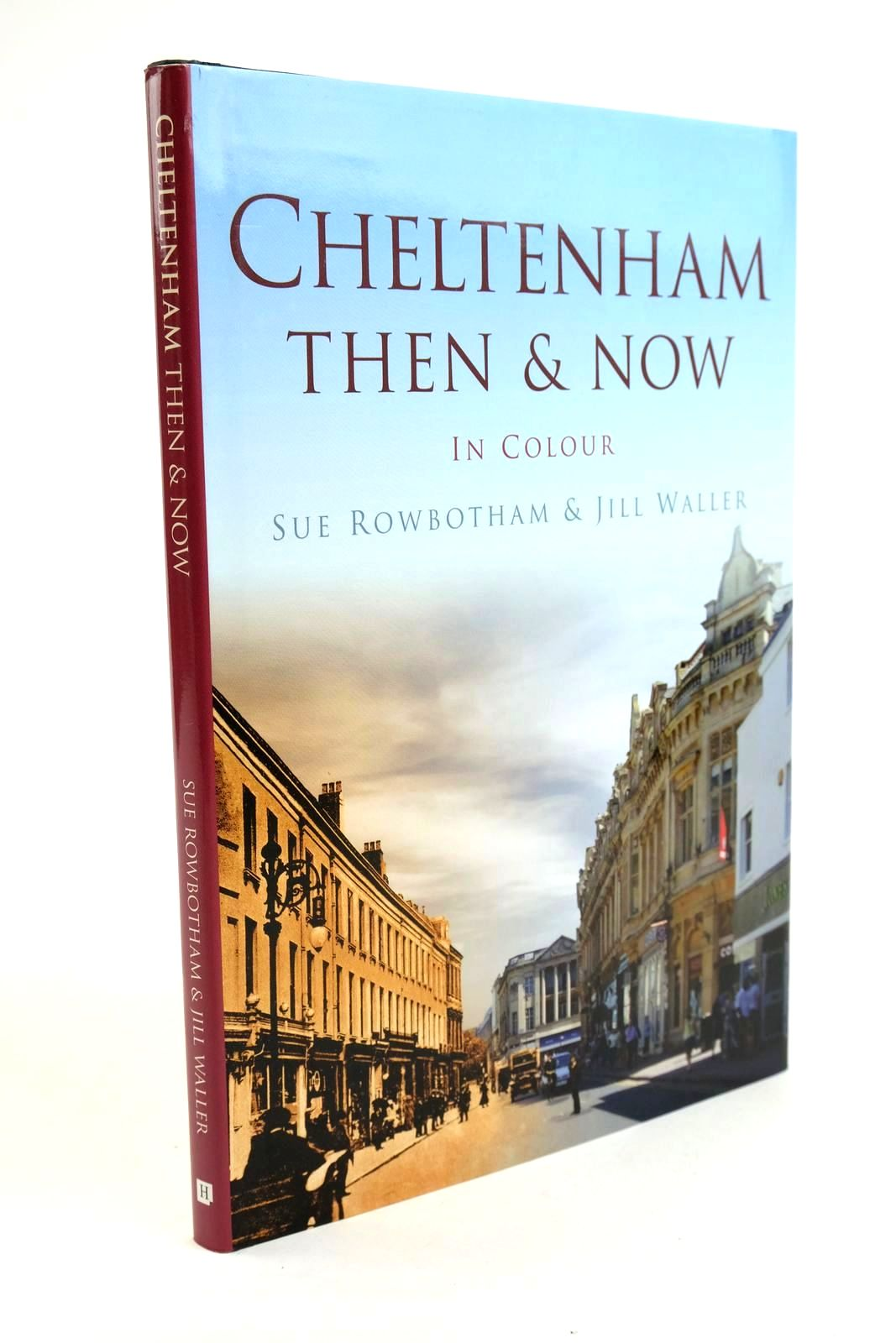 Photo of CHELTENHAM THEN & NOW IN COLOUR- Stock Number: 1321481