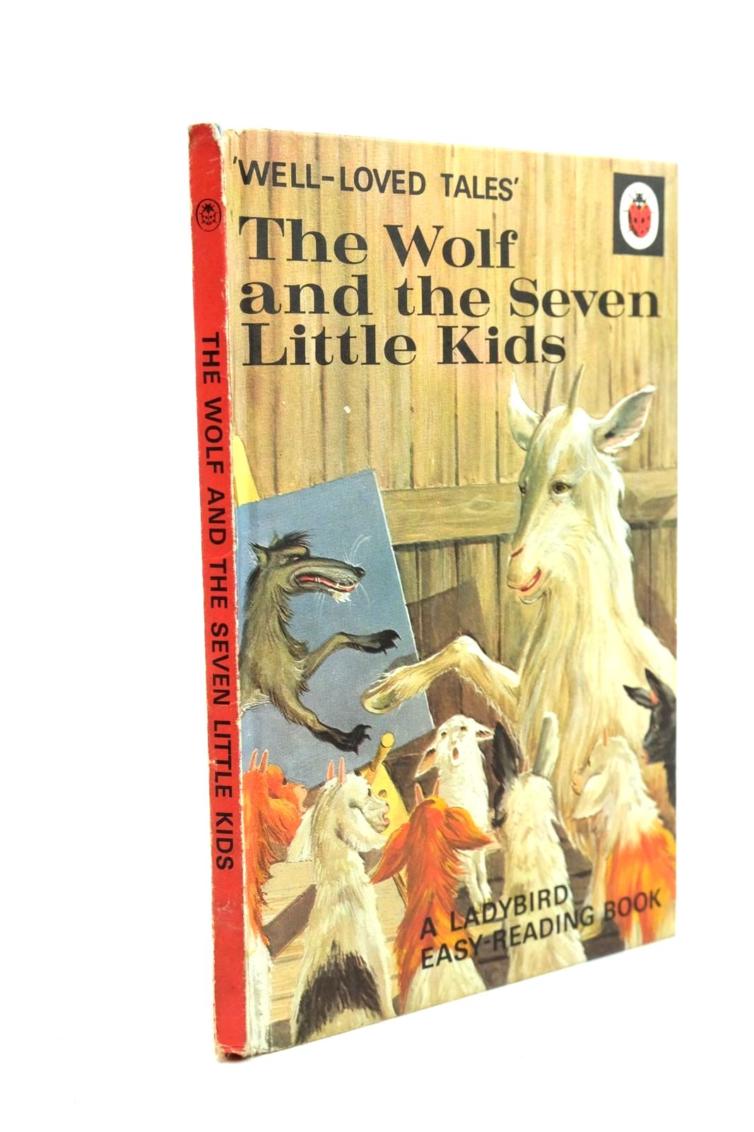 Photo of THE WOLF AND THE SEVEN LITTLE KIDS- Stock Number: 1321487