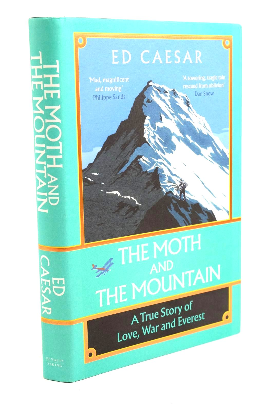 Photo of THE MOTH AND THE MOUNTAIN written by Caesar, Ed published by Viking (STOCK CODE: 1321493)  for sale by Stella & Rose's Books