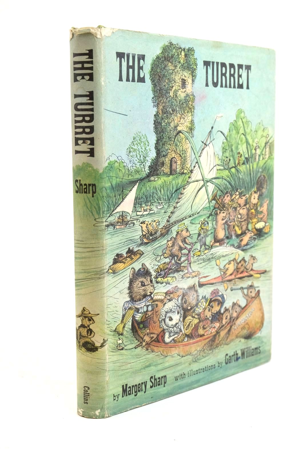 Photo of THE TURRET written by Sharp, Margery illustrated by Williams, Garth published by Collins (STOCK CODE: 1321512)  for sale by Stella & Rose's Books