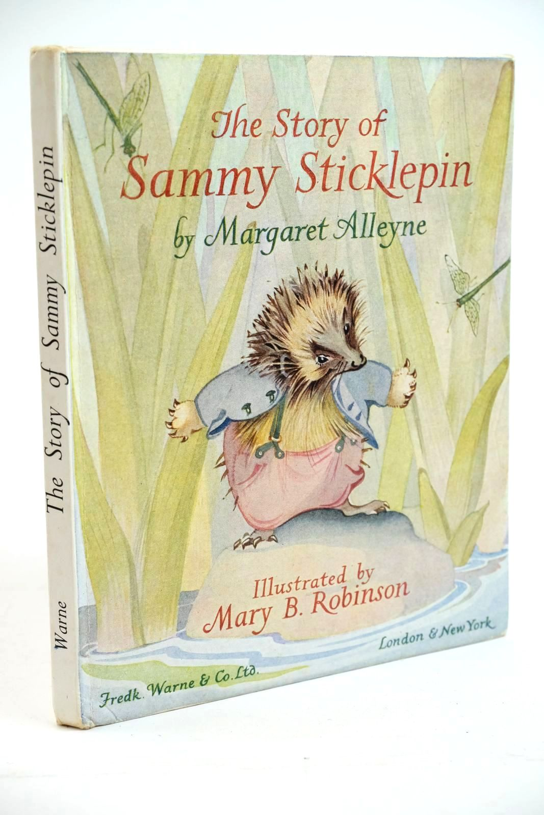 Photo of THE STORY OF SAMMY STICKLEPIN written by Alleyne, Margaret illustrated by Robinson, Mary published by Frederick Warne & Co Ltd. (STOCK CODE: 1321527)  for sale by Stella & Rose's Books
