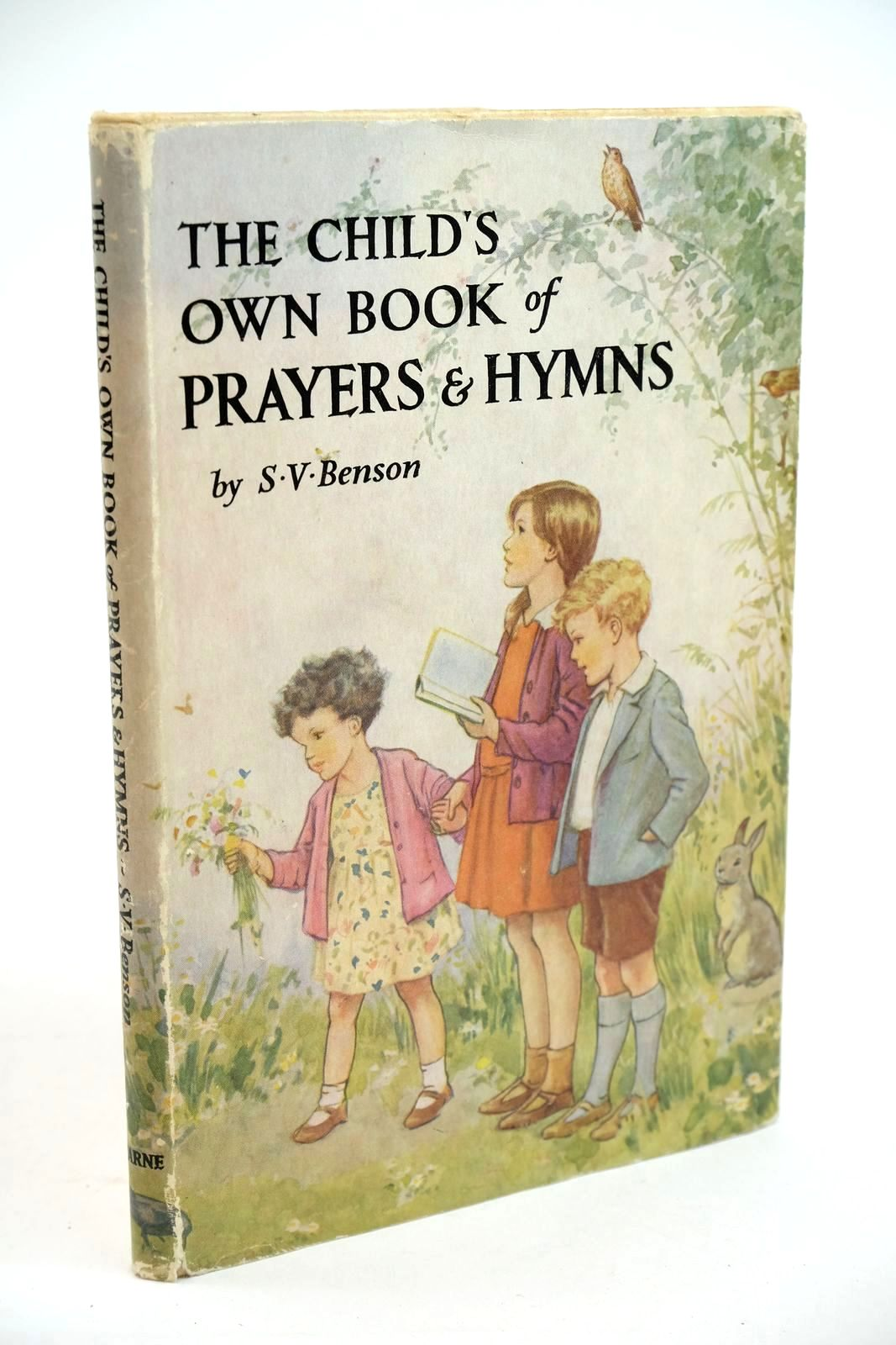 Photo of THE CHILD'S OWN BOOK OF PRAYERS AND HYMNS- Stock Number: 1321528