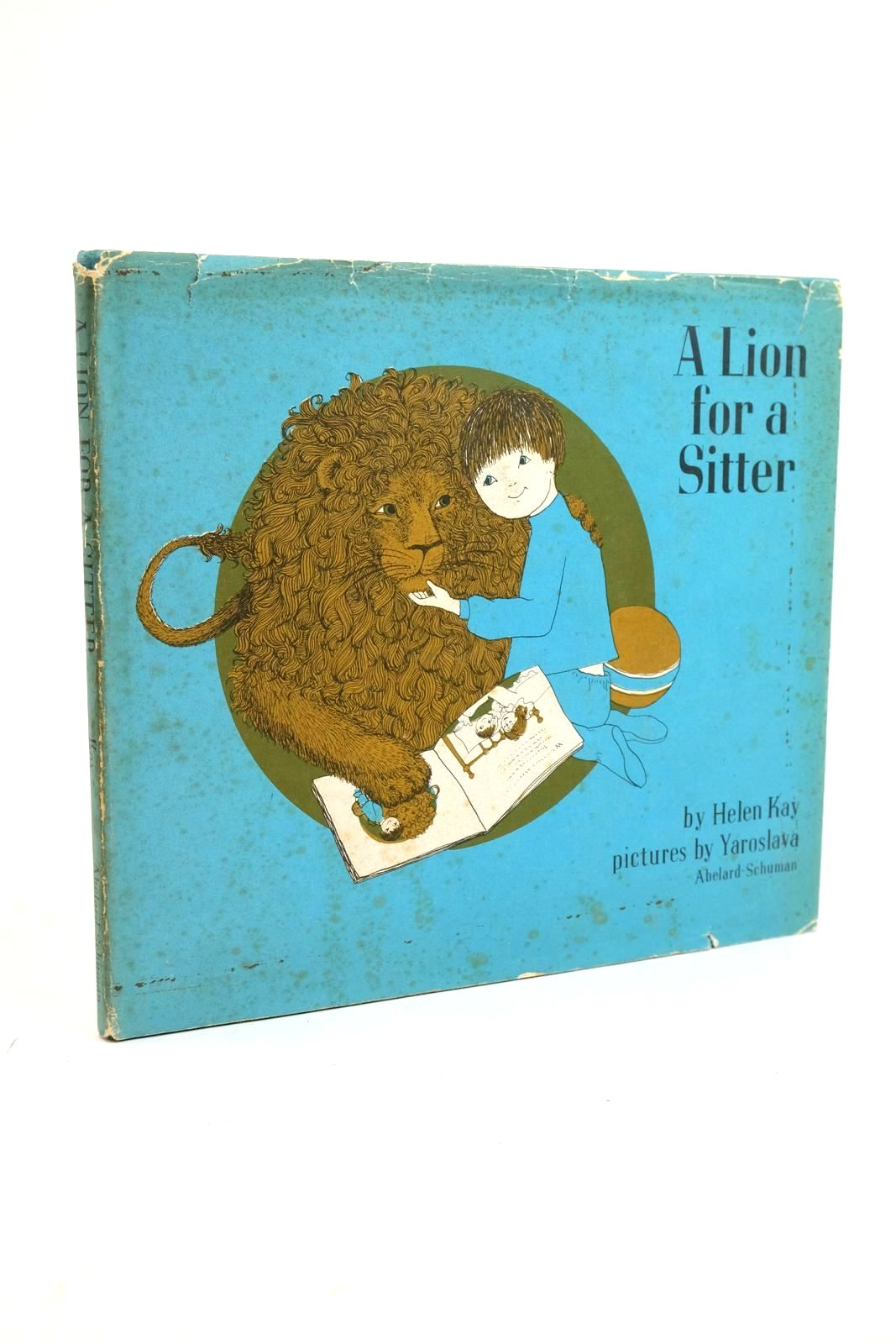 Photo of A LION FOR A SITTER- Stock Number: 1321534