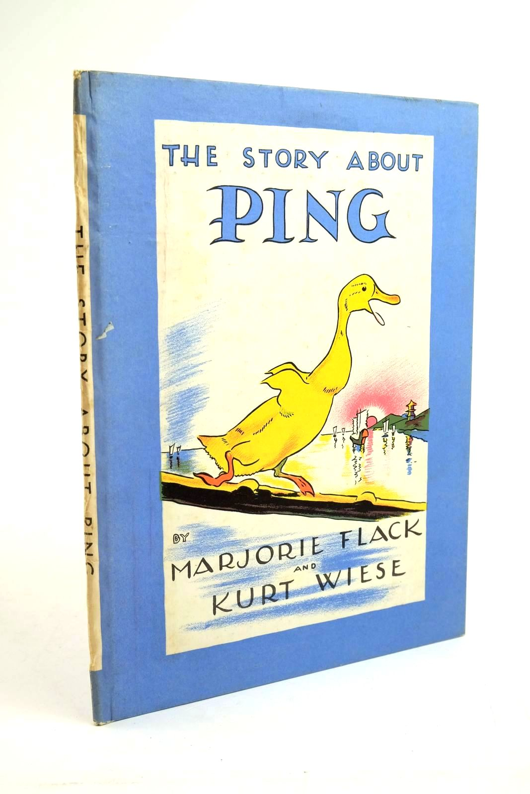 Photo of THE STORY ABOUT PING- Stock Number: 1321539