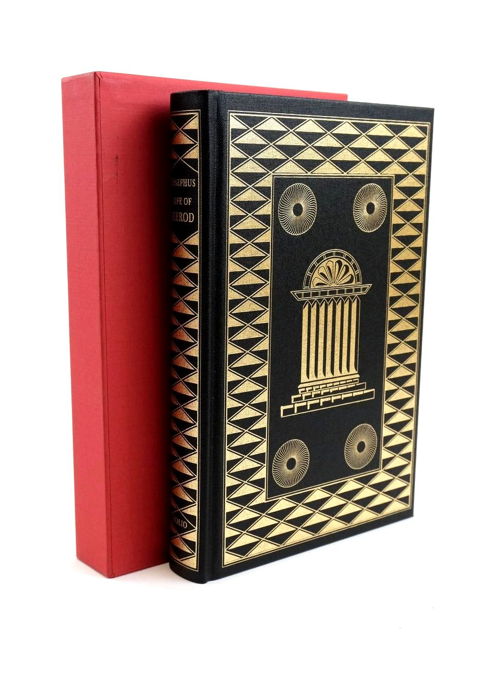 Photo of LIFE OF HEROD written by Josephus,  Gregory, John published by Folio Society (STOCK CODE: 1321543)  for sale by Stella & Rose's Books