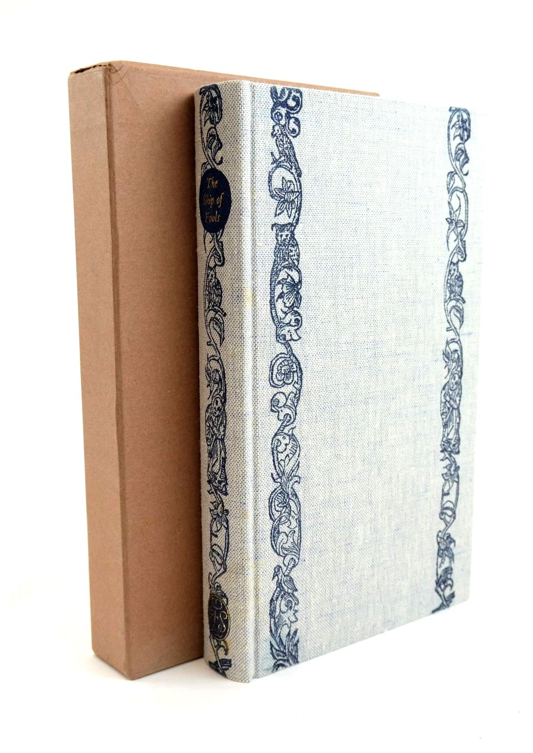 Photo of THE SHIP OF FOOLS written by Brant, Sebastian Gillis, William published by Folio Society (STOCK CODE: 1321546)  for sale by Stella & Rose's Books