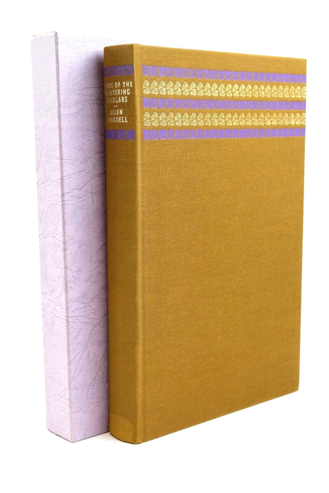 Photo of SONGS OF THE WANDERING SCHOLARS written by Waddell, Helen Corrigan, Dame F. illustrated by Freeman, Joan published by Folio Society (STOCK CODE: 1321554)  for sale by Stella & Rose's Books