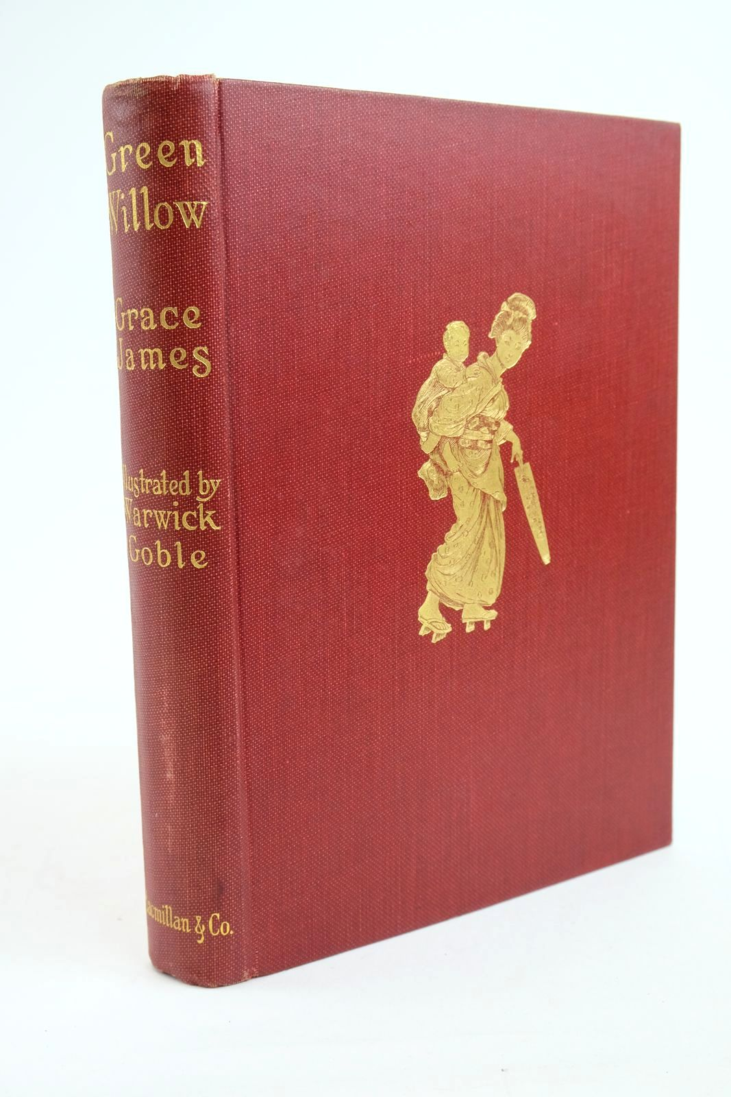 Photo of GREEN WILLOW AND OTHER JAPANESE FAIRY TALES- Stock Number: 1321561