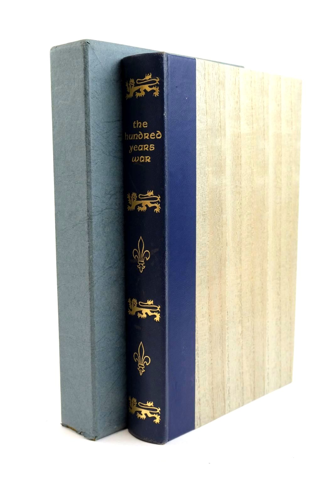 Photo of CONTEMPORARY CHRONICLES OF THE HUNDRED YEARS WAR written by Le Bel, Jean Froissart, Jean De Monstrelet, Enguerrand published by Folio Society (STOCK CODE: 1321577)  for sale by Stella & Rose's Books