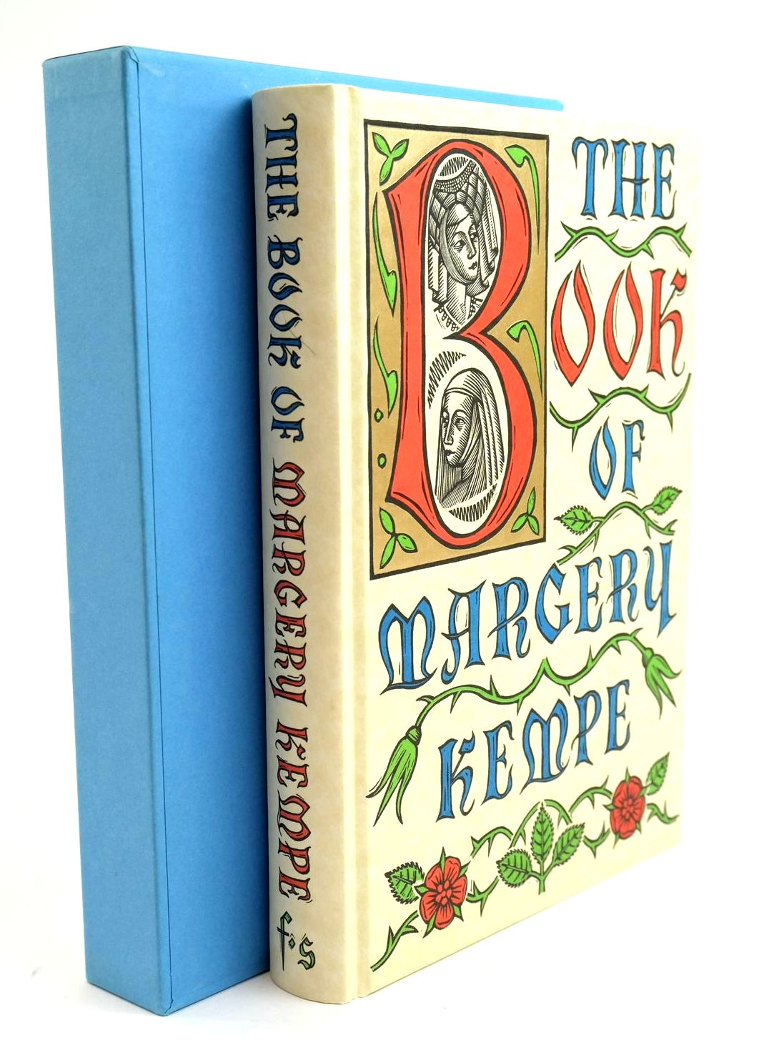 Photo of THE BOOK OF MARGERY KEMPE- Stock Number: 1321581