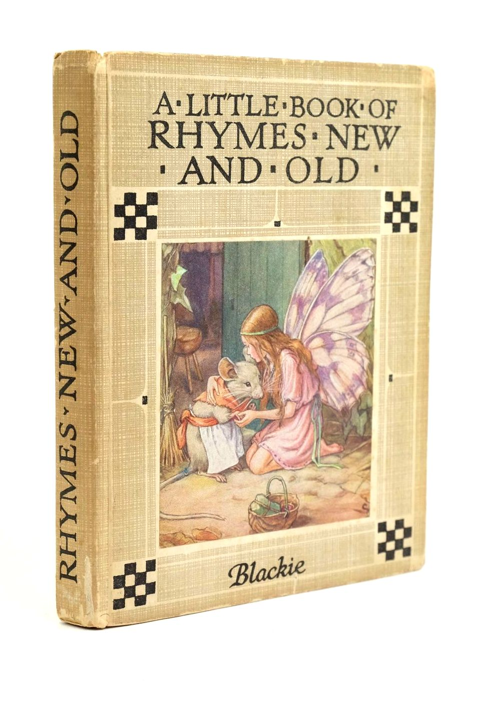 Photo of A LITTLE BOOK OF RHYMES NEW AND OLD- Stock Number: 1321592