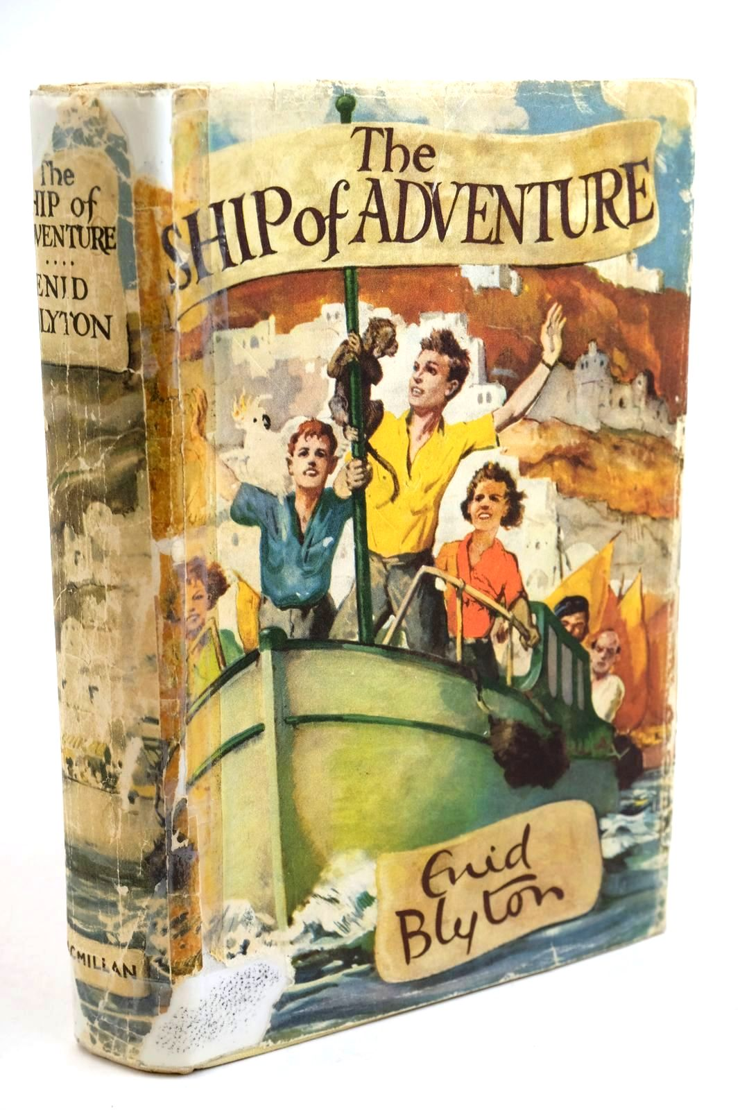Photo of THE SHIP OF ADVENTURE- Stock Number: 1321597