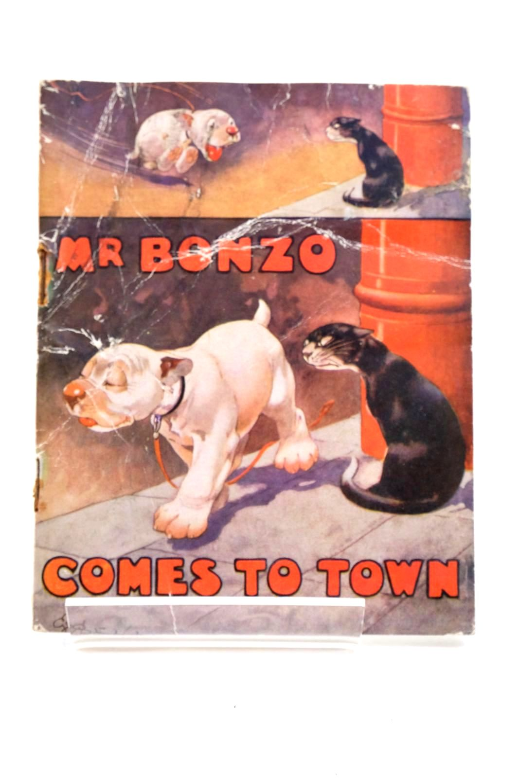 Photo of MR. BONZO COMES TO TOWN- Stock Number: 1321603