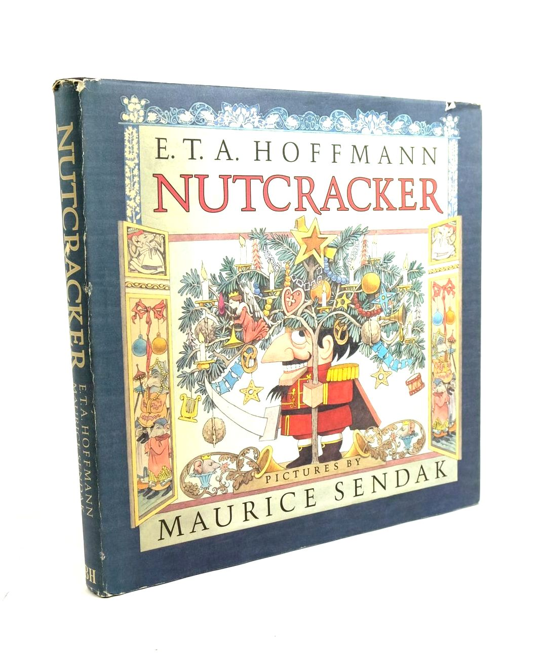 Photo of NUTCRACKER written by Hoffmann, E.T.A. illustrated by Sendak, Maurice published by The Bodley Head (STOCK CODE: 1321620)  for sale by Stella & Rose's Books