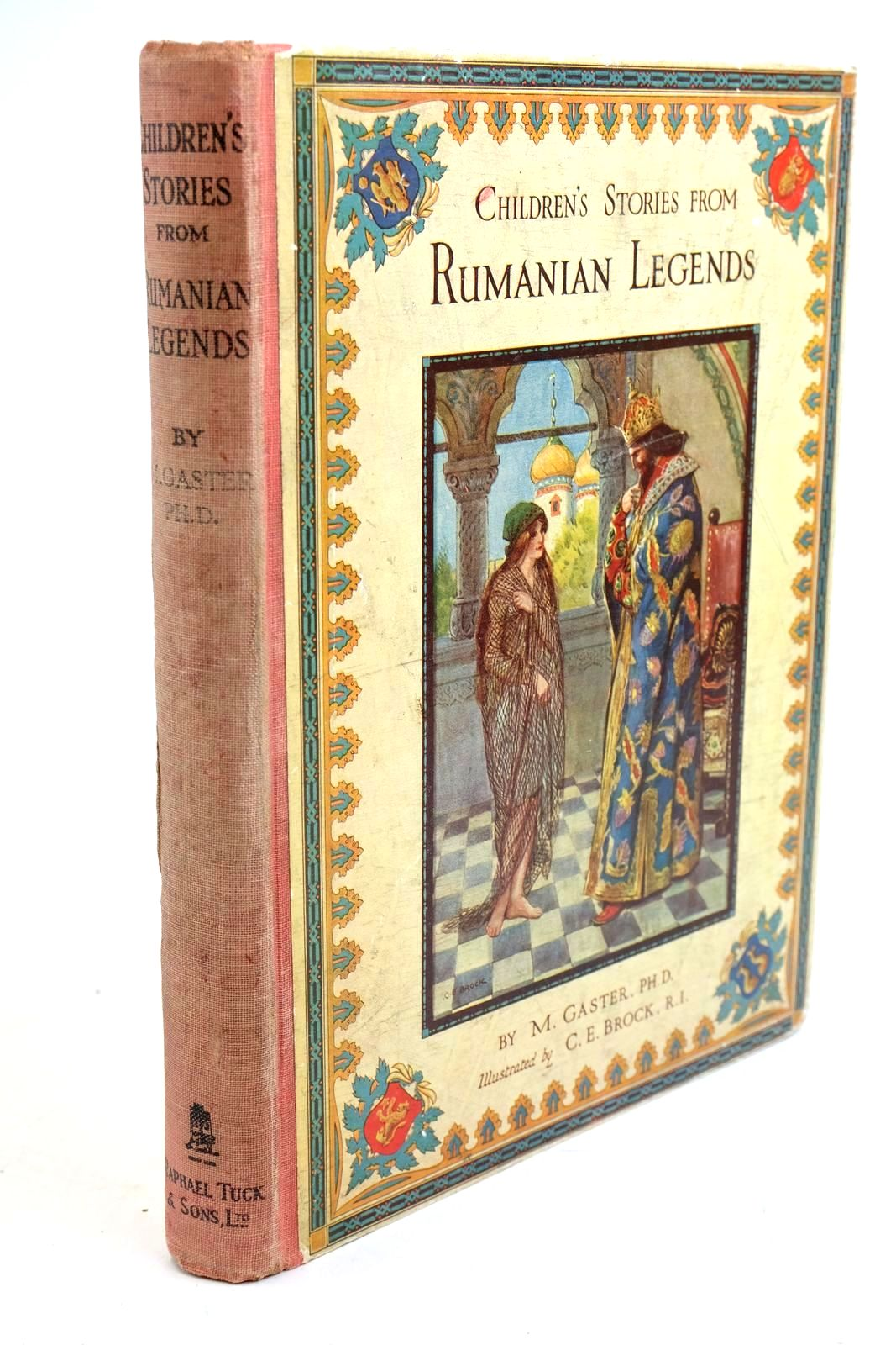 Photo of CHILDREN'S STORIES FROM RUMANIAN LEGENDS AND FAIRY TALES- Stock Number: 1321622