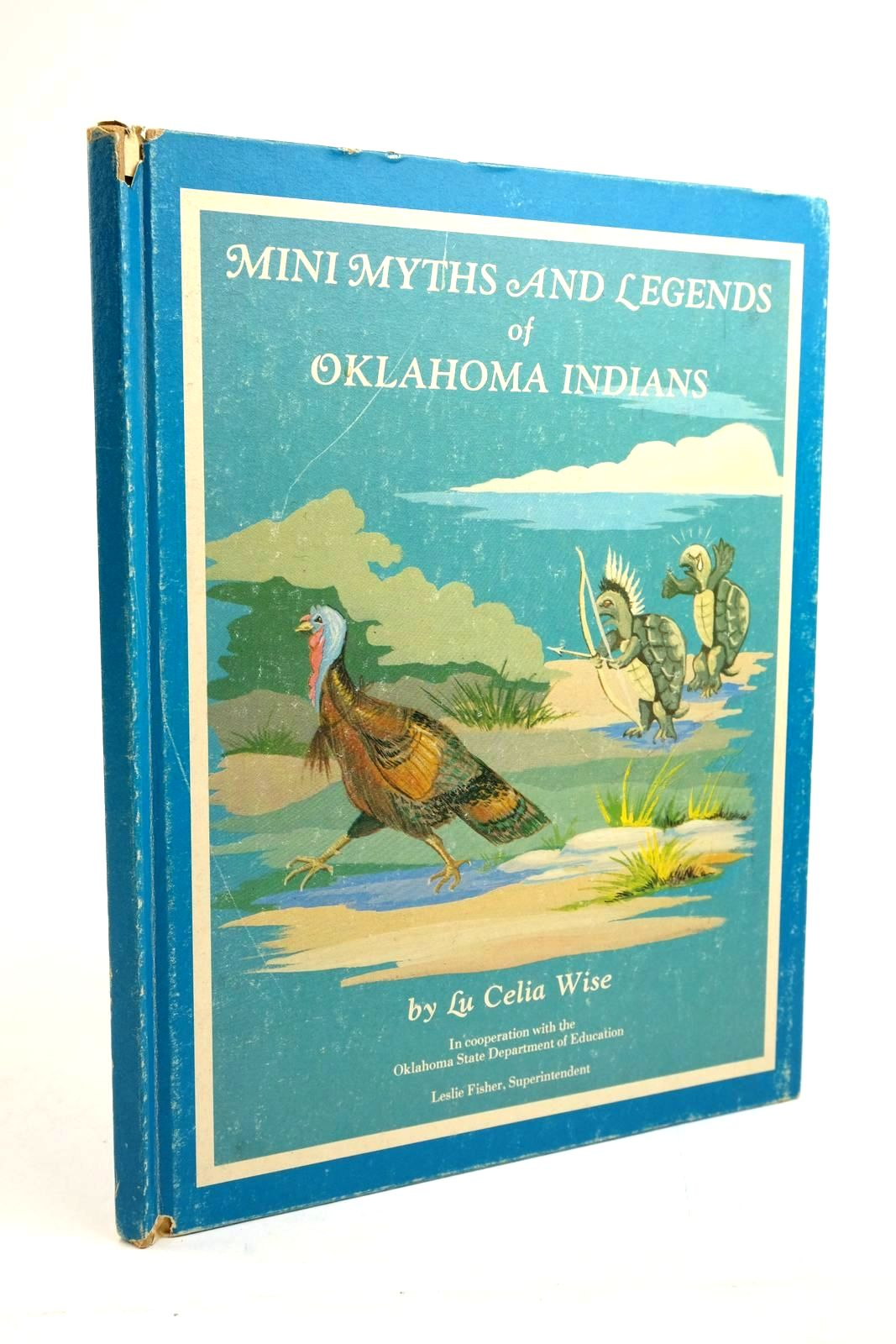 Photo of MINI MYTHS AND LEGENDS OF OKLAHOMA INDIANS- Stock Number: 1321627