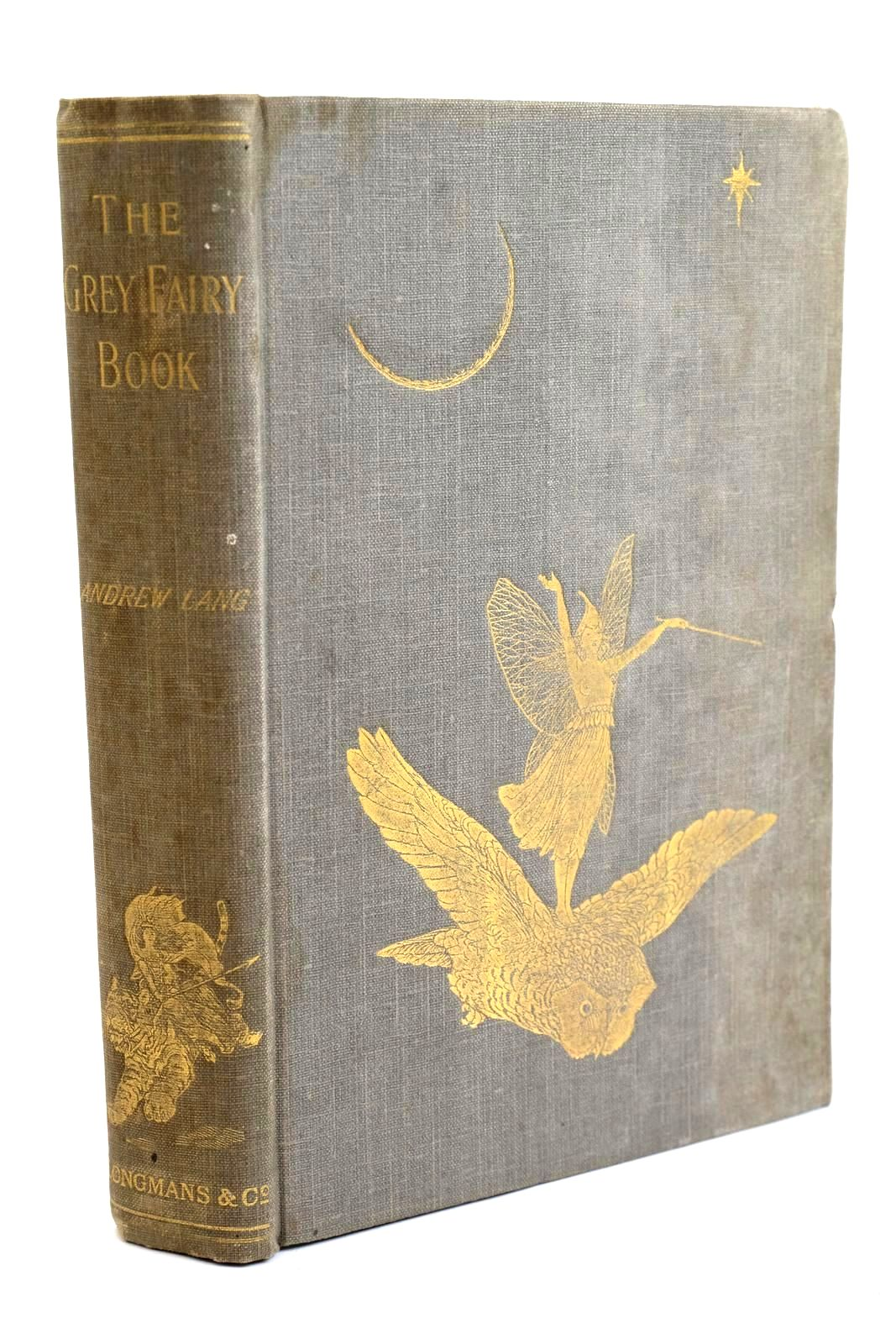 Photo of THE GREY FAIRY BOOK- Stock Number: 1321635