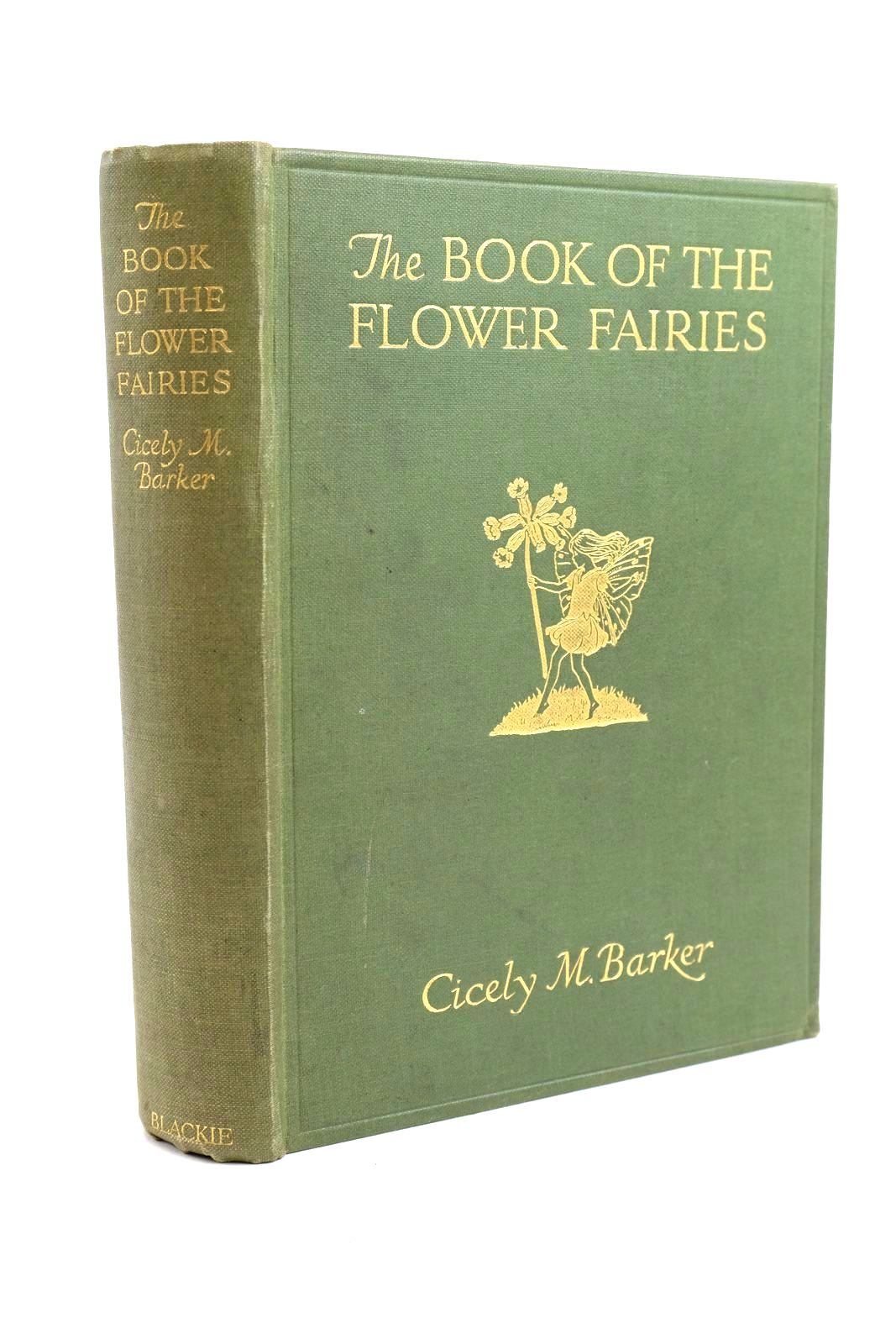 Photo of THE BOOK OF THE FLOWER FAIRIES- Stock Number: 1321639
