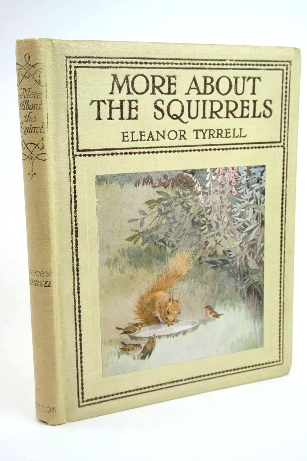 Photo of MORE ABOUT THE SQUIRRELS- Stock Number: 1321665