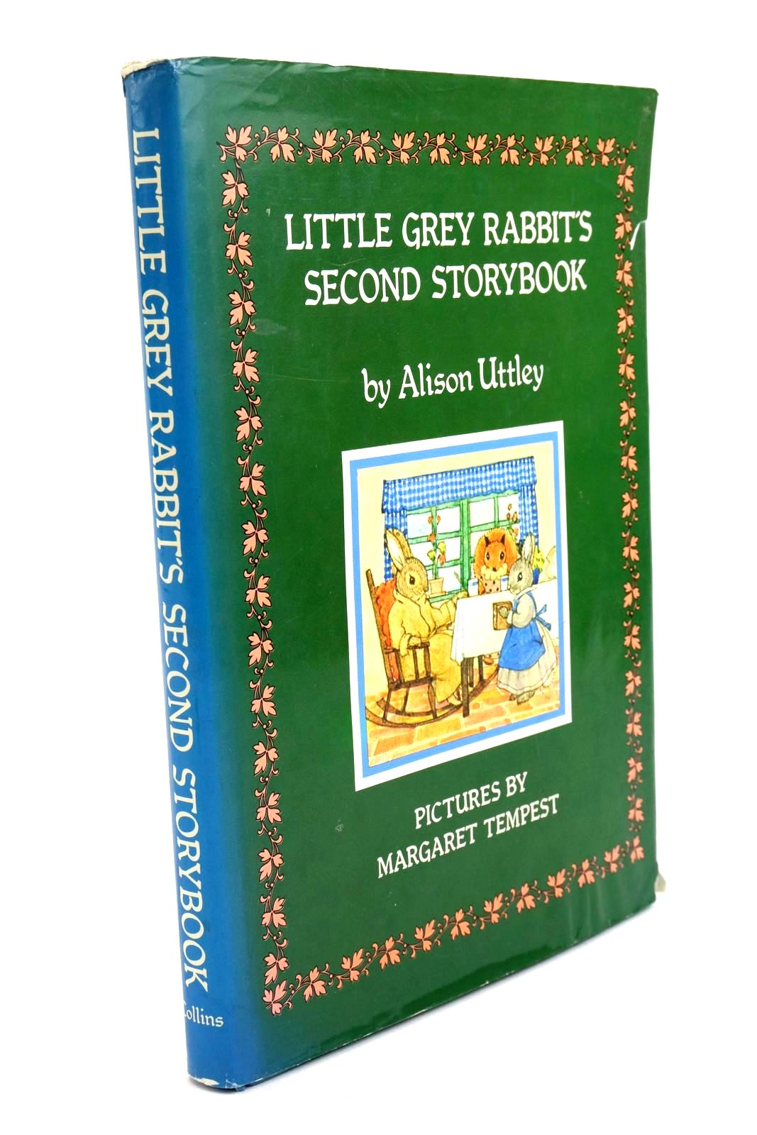 Photo of LITTLE GREY RABBIT'S SECOND STORYBOOK- Stock Number: 1321675