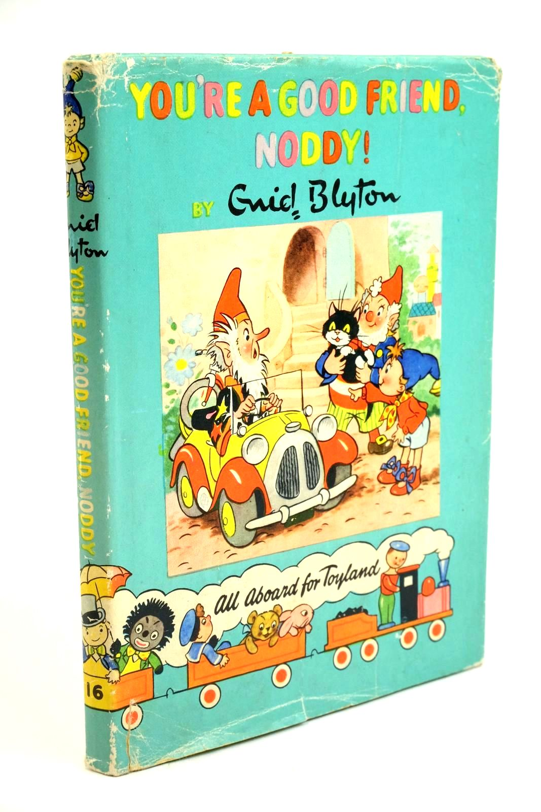 Photo of YOU'RE A GOOD FRIEND NODDY!- Stock Number: 1321688
