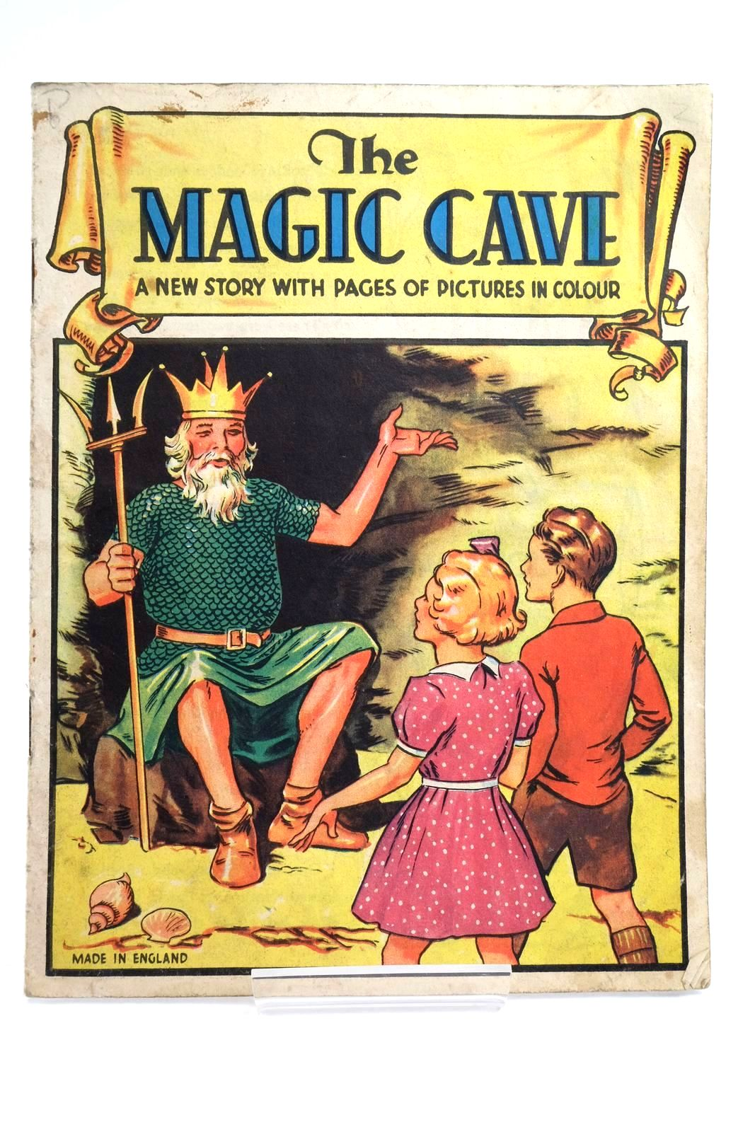 Photo of THE MAGIC CAVE written by The Jolly Tar, published by Strome & Co. (STOCK CODE: 1321696)  for sale by Stella & Rose's Books