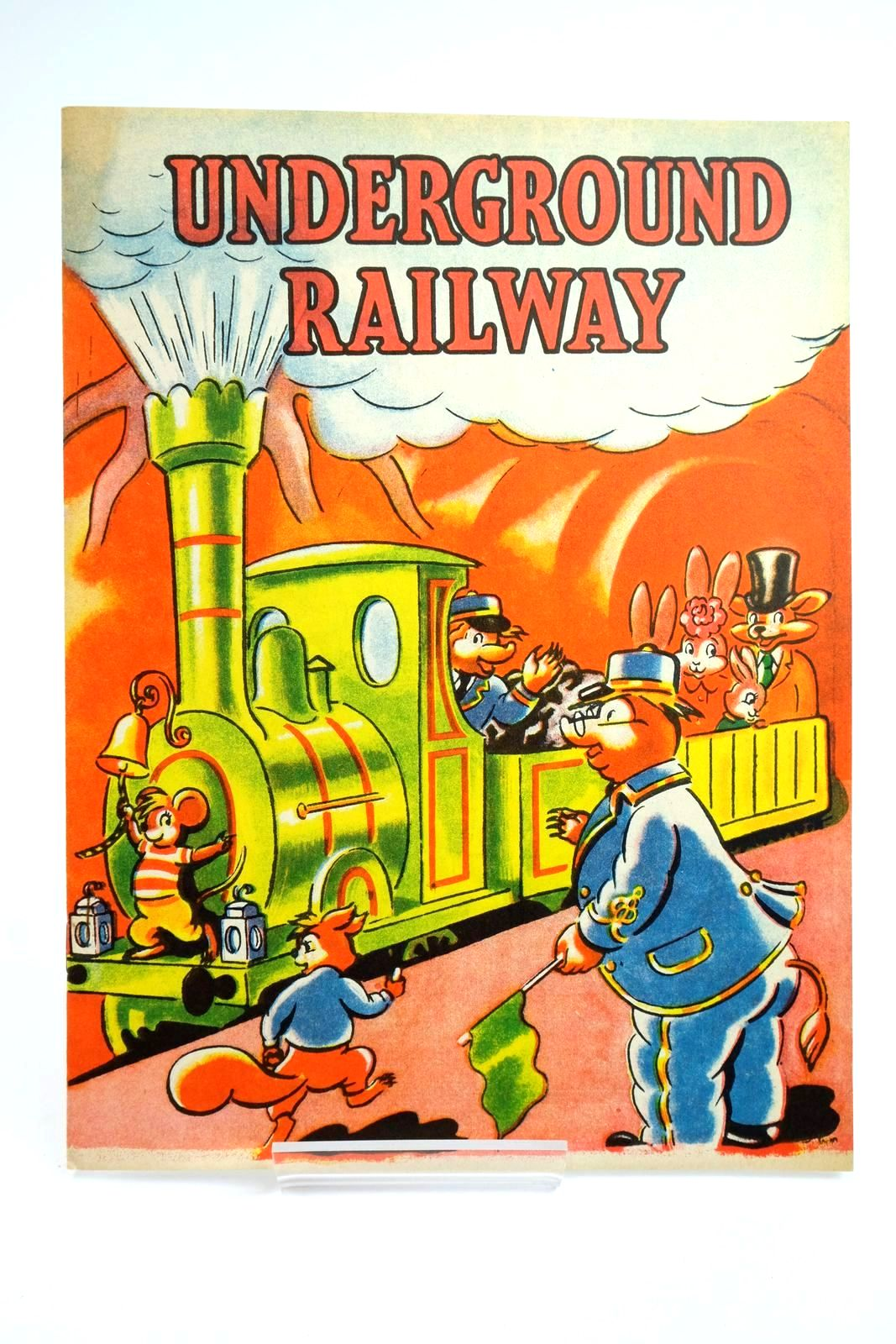 Photo of UNDERGROUND RAILWAY (STOCK CODE: 1321697)  for sale by Stella & Rose's Books