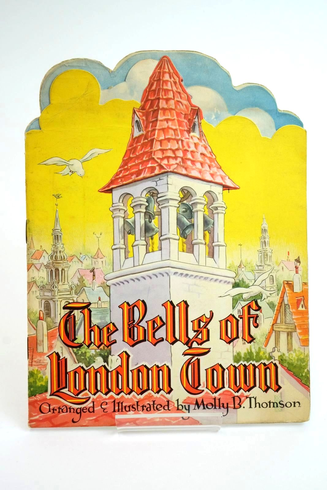 Photo of THE BELLS OF LONDON TOWN written by Thomson, Molly B. illustrated by Thomson, Molly B. published by Collins Clear-Type Press (STOCK CODE: 1321698)  for sale by Stella & Rose's Books