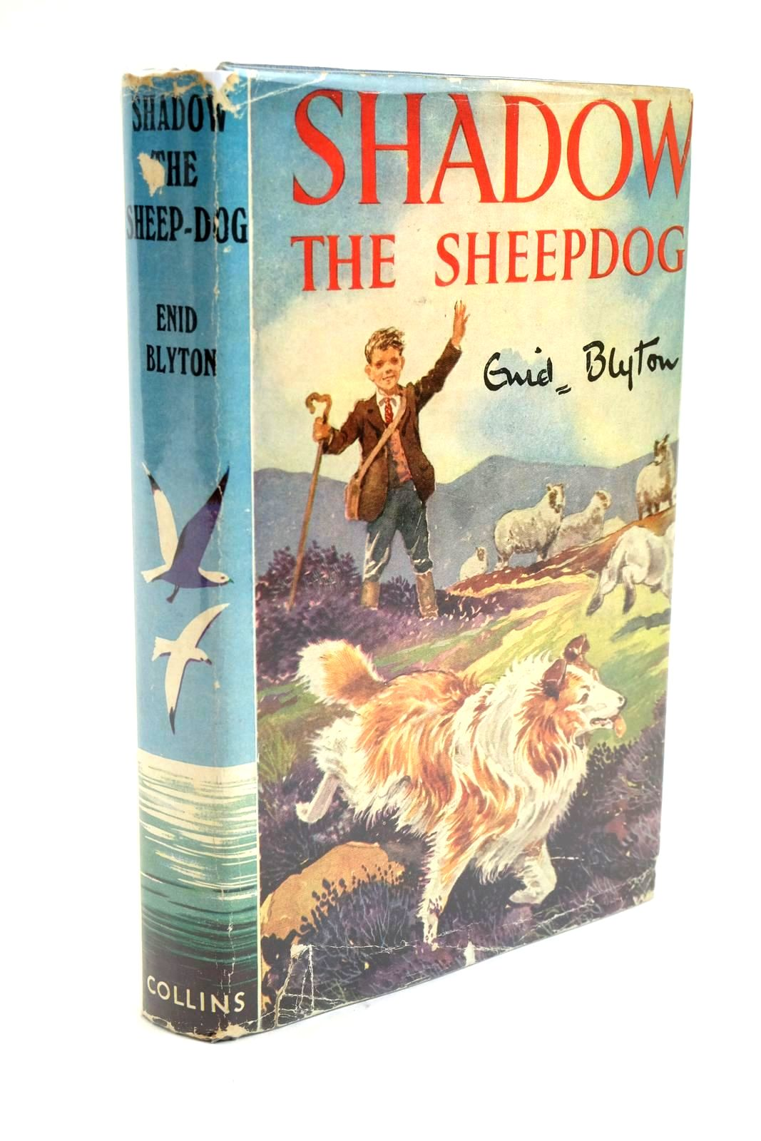 Photo of SHADOW THE SHEEP-DOG written by Blyton, Enid illustrated by Backhouse, G.W. published by Collins (STOCK CODE: 1321700)  for sale by Stella & Rose's Books