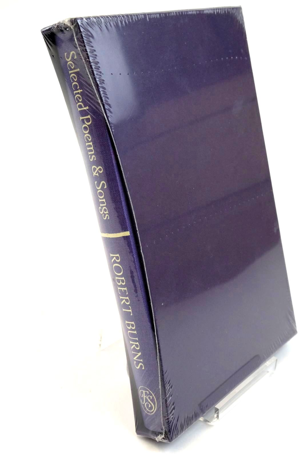 Photo of ROBERT BURNS: SELECTED POEMS AND SONGS- Stock Number: 1321704