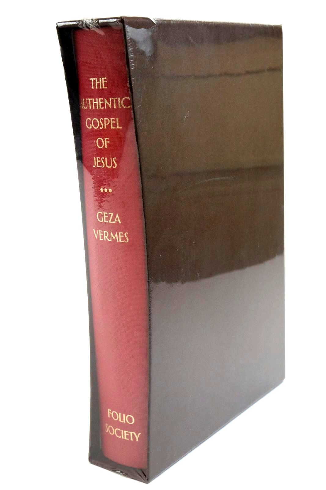 Photo of THE  AUTHENTIC GOSPEL OF JESUS written by Vermes, Geza published by Folio Society (STOCK CODE: 1321726)  for sale by Stella & Rose's Books