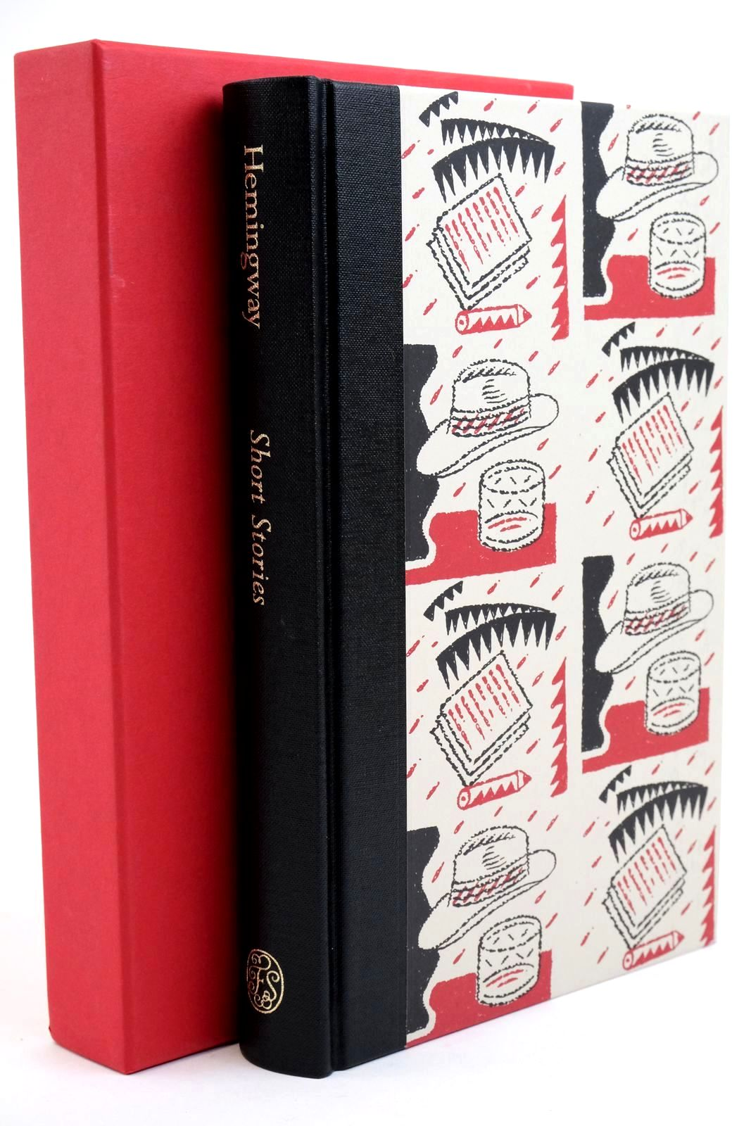 Photo of SHORT STORIES written by Hemingway, Ernest Hughes, David illustrated by Beck, Ian published by Folio Society (STOCK CODE: 1321727)  for sale by Stella & Rose's Books