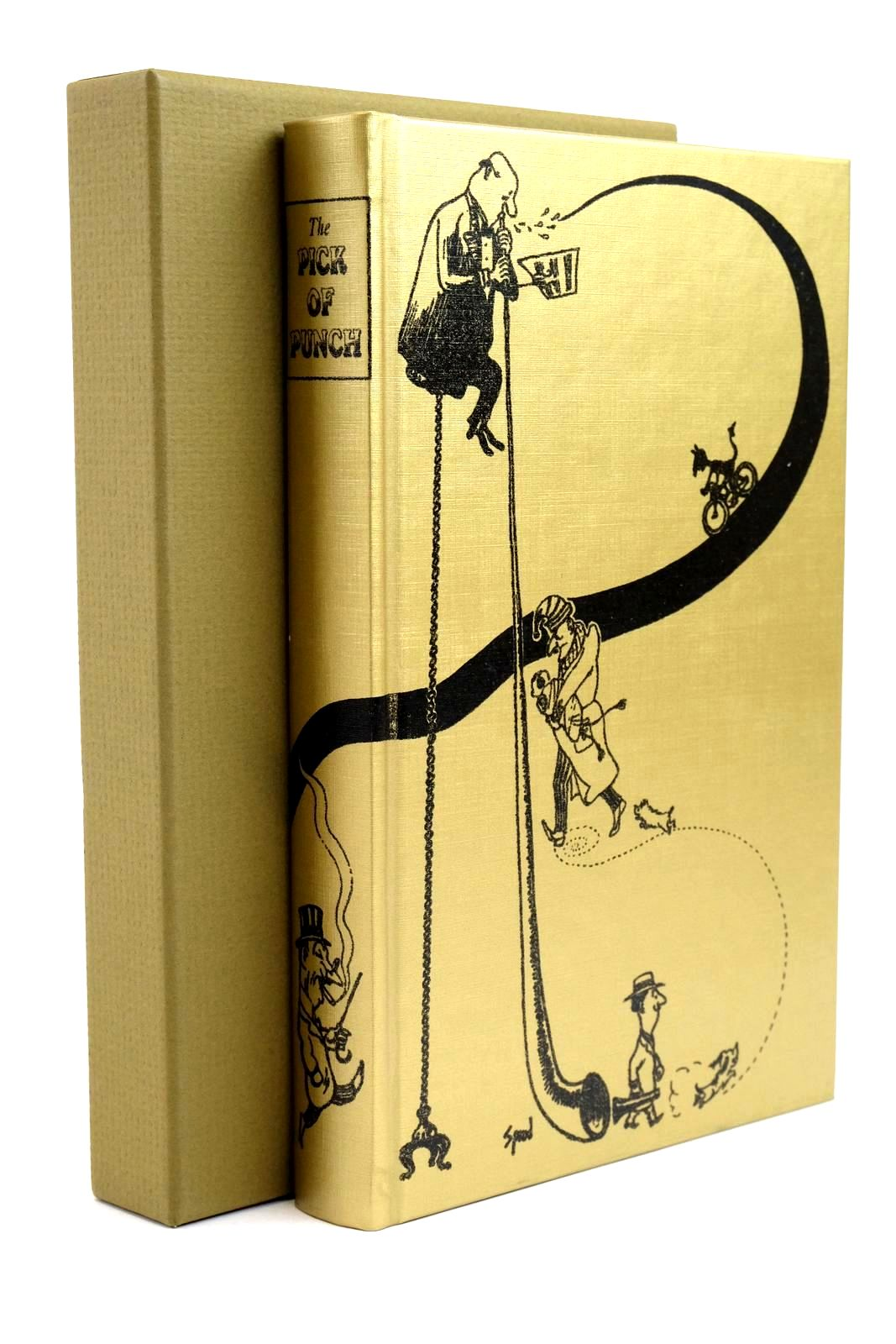 Photo of THE PICK OF PUNCH written by Kington, Miles published by Folio Society (STOCK CODE: 1321730)  for sale by Stella & Rose's Books