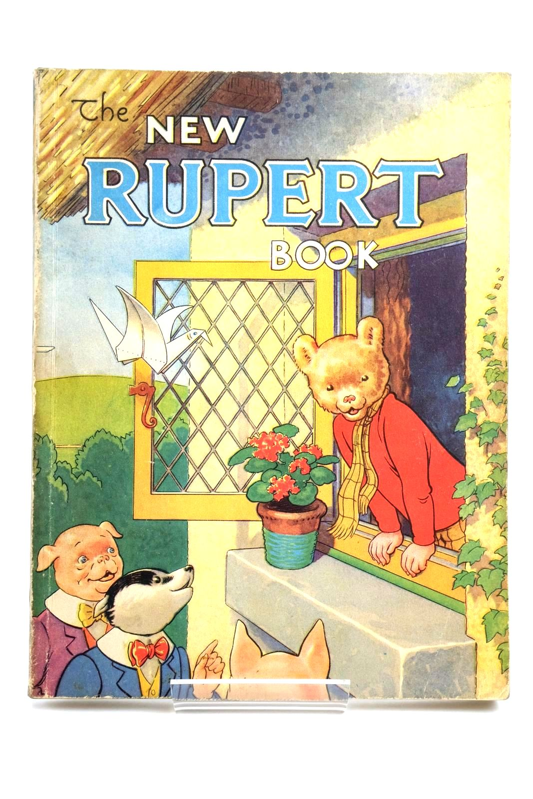Photo of RUPERT ANNUAL 1946 - THE NEW RUPERT BOOK- Stock Number: 1321732