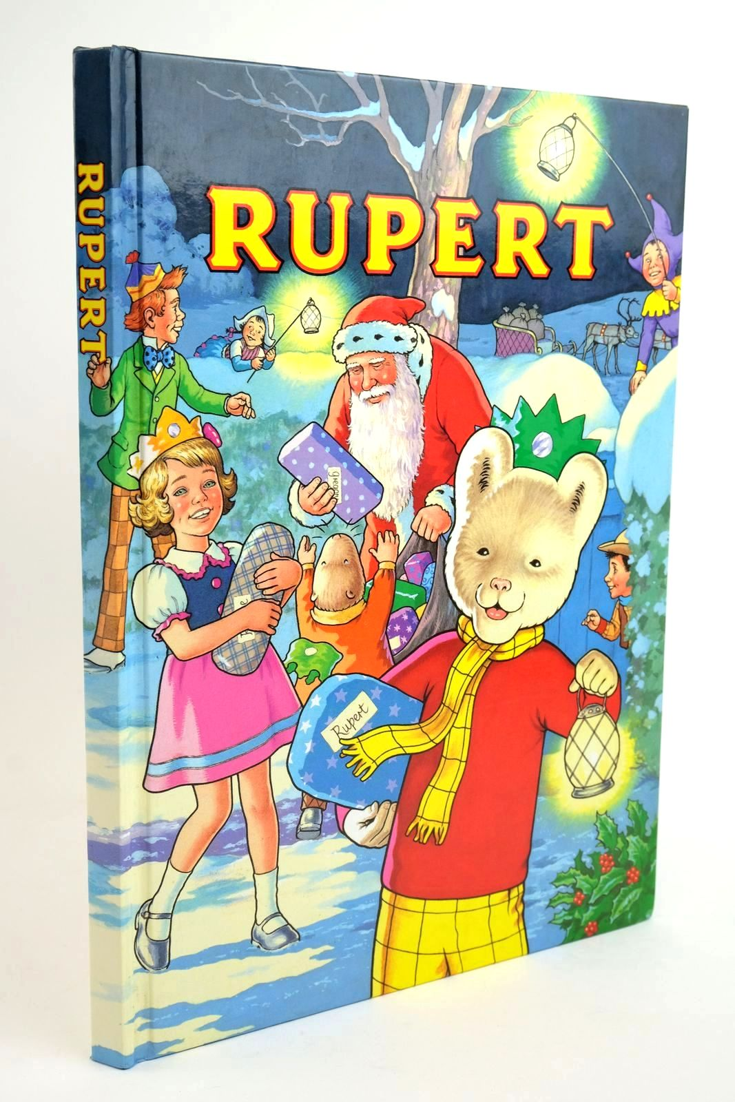 Photo of RUPERT ANNUAL 1992 written by Robinson, Ian illustrated by Harrold, John published by Annual Concepts Limited (STOCK CODE: 1321733)  for sale by Stella & Rose's Books
