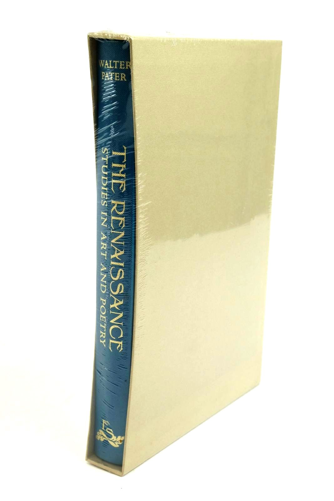 Photo of THE RENAISSANCE: STUDIES IN ART AND POETRY- Stock Number: 1321748